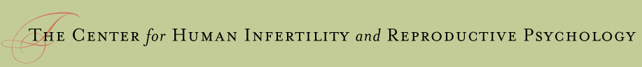 The Center for Human Infertility and Reproductive Psychology